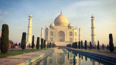 Agra et le Taj Mahal