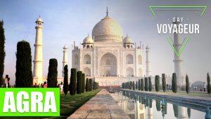 Agra (Taj Mahal)