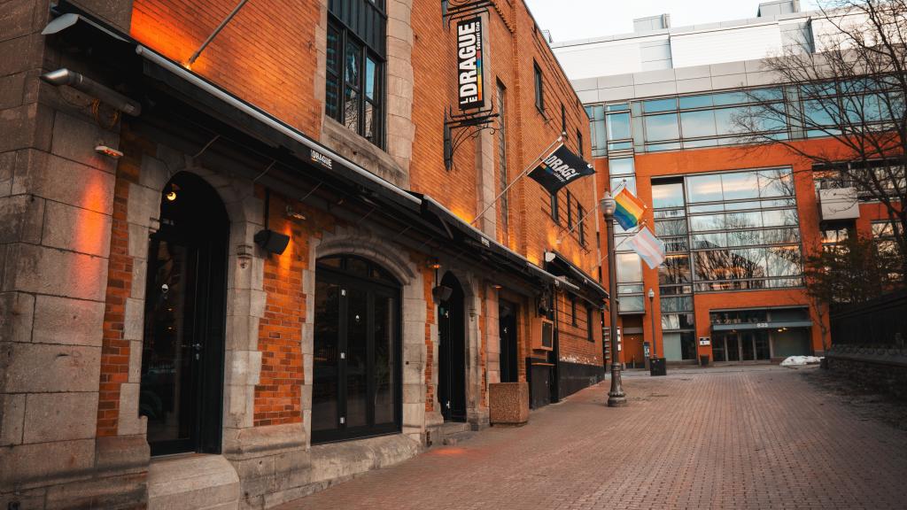 Bar le Drague : bar gay de Québec