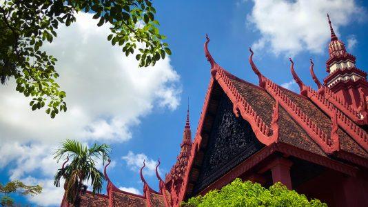 Capitale du Cambodge