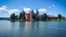 Château de Gripsholm à Mariefred