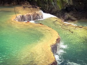 Les chutes de Kuang Si