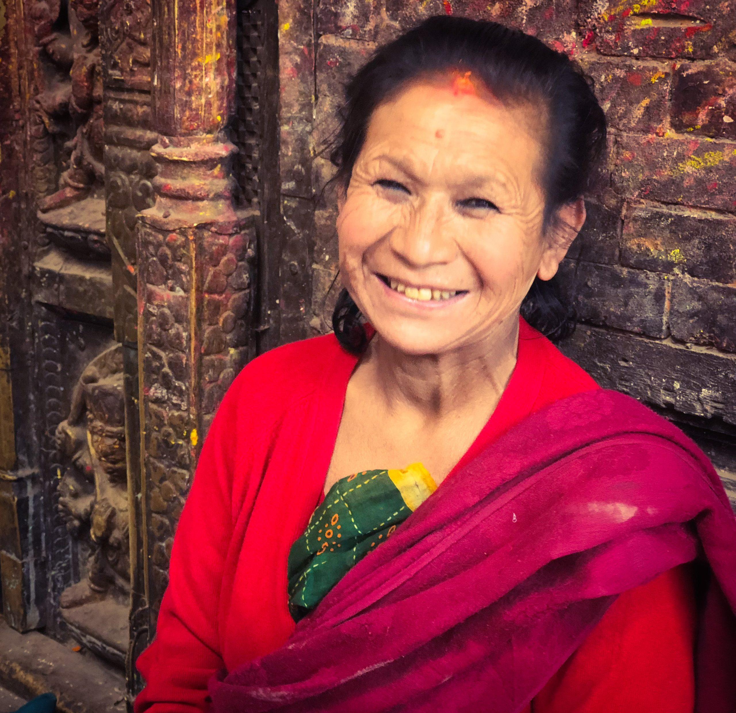 Les femmes du Népal