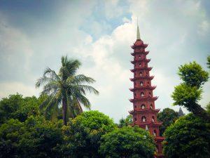 Hanoï, capitale du Vietnam
