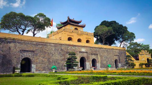 Hanoï au Vietnam