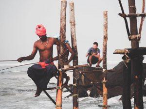 Les pêcheurs de Koggala
