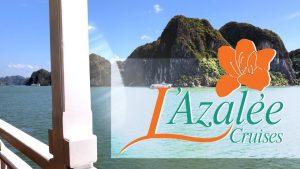 L'Azalée Cruises, croisière sur la Baie d'Halong