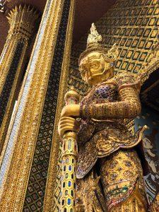 Les monuments de Bangkok