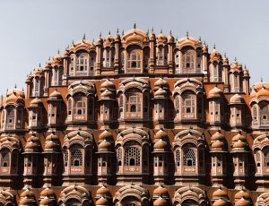 Le Palais des vents de Jaipur