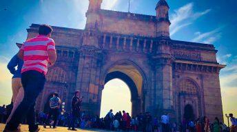 Le porte de l'Inde