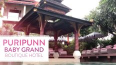 Puripunn Baby Grand Boutique Hotel, Chiang Mai