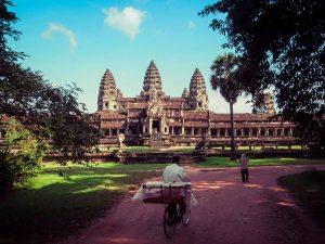 Seam Reap, Cambodge