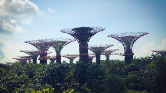 Singapour de jour