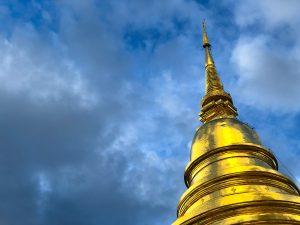 Les temples de Chiang Mai