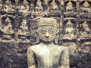Les temples de Mrauk U