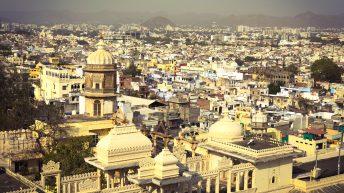 Udaipur : la ville blanche de l'Inde