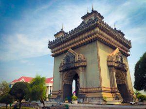Ville de Vientiane