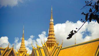 La ville de Phnom Penh