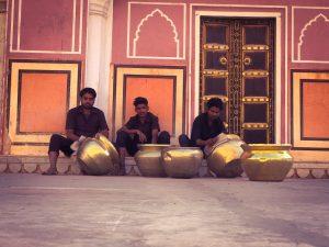 Visite l'Inde