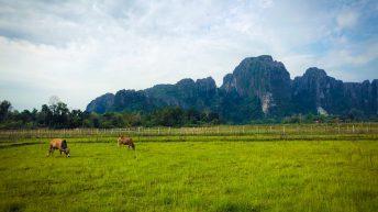 Visite Vang Vieng au Laos