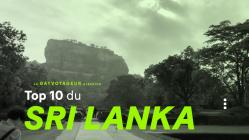Top 10 des meilleurs endroits à visiter du Sri Lanka